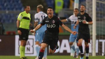 Hatgólos meccsel maradt a Serie A-ban Nagy Ádám csapata