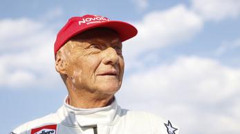 Meghalt Niki Lauda háromszoros Forma-1-es világbajnok