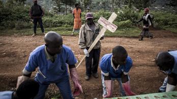 Egyre agresszívabb lehet az ebola