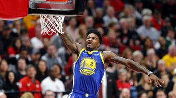3 nagy ásza nélkül is NBA-döntős a Golden State