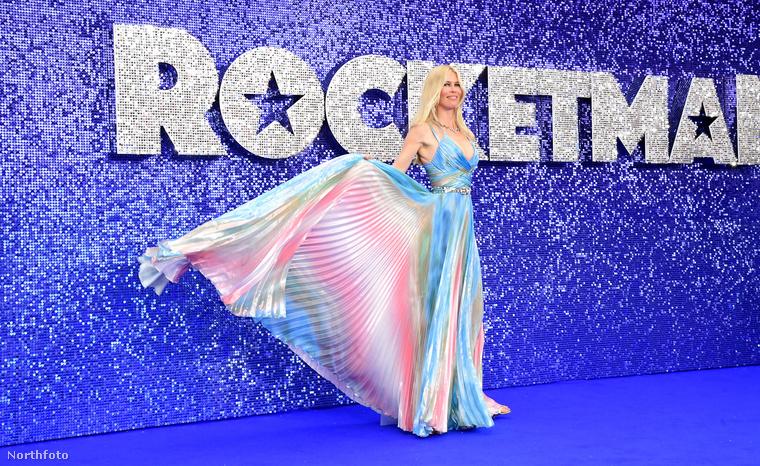 Hétfő este volt az Elton John életéről szóló, Rocketman című film premierje Londonban