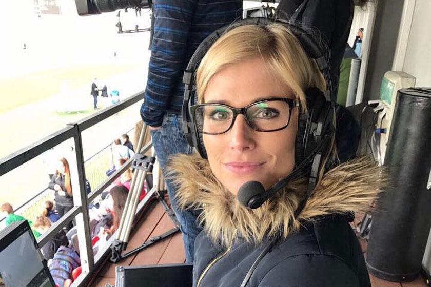 7 hónapig titkolta terhességét - A magyar műsorvezető babapocakja már ekkora