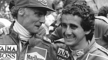 Néha azt kívánom, bárcsak Senna lennék, de inkább Laudának születtem