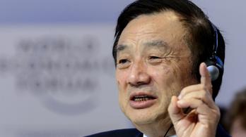 Huawei-alapító: Amerika alábecsül minket