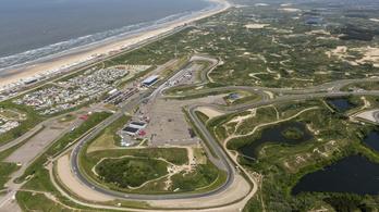 Nem a szívbajt hozó izgalmakat nyerte Zandvoorttal az F1