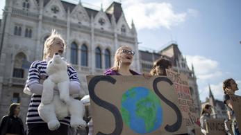 Magyarország legnagyobb klímatüntetését szervezik