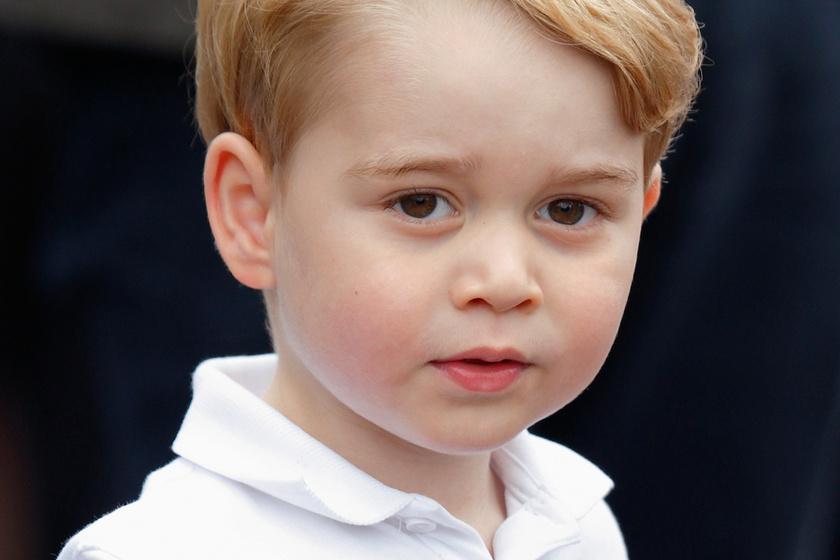 György herceg tündéri dolgot mondott anyukájáról - Katalin nagyon büszke volt rá