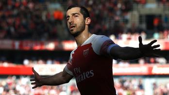 Politikai okok miatt nélkülözi legjobbját az Arsenal az év meccsén