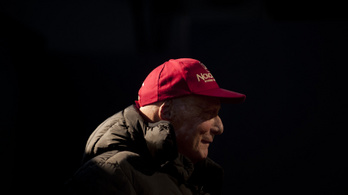 Egy bajnok története íródott Lauda arcára