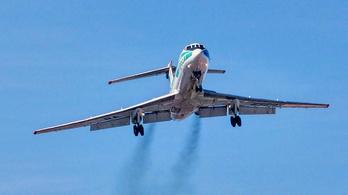 Utoljára szállított utasokat Tu-134-es Oroszországban