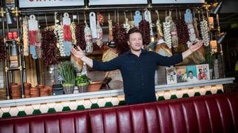 Jamie Oliver éttermei csődközelbe kerültek