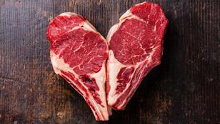 Az új étkezési divat szerint a húson kívül nincs is másra szüksége a szervezetének