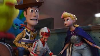 Horrorral és rettegéssel jön a Toy Story negyedik része