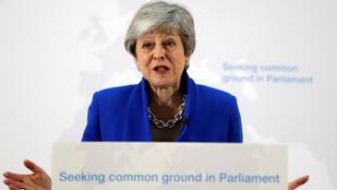 May lehetőséget ad az alsóháznak, hogy döntsön egy új népszavazásról