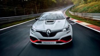 A Renault lenyomta a Hondát