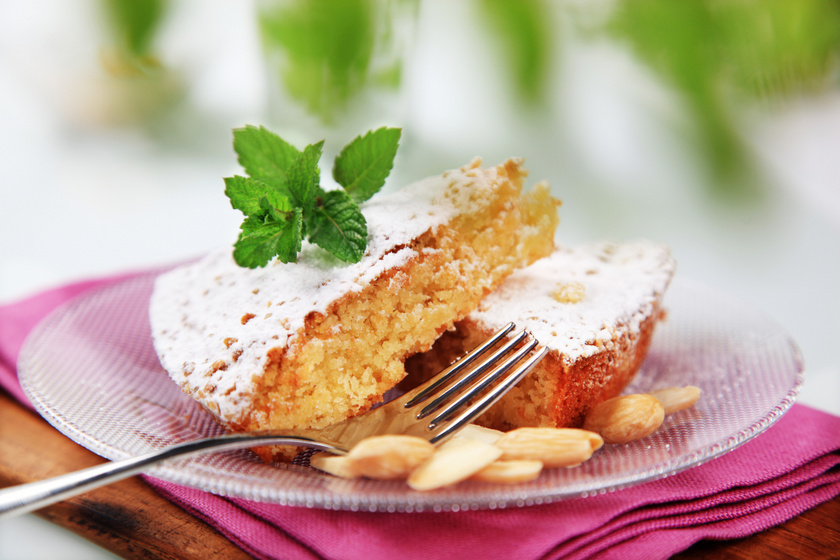 Gluténmentes, mandulás kevert süti: csak dobd össze a hozzávalókat