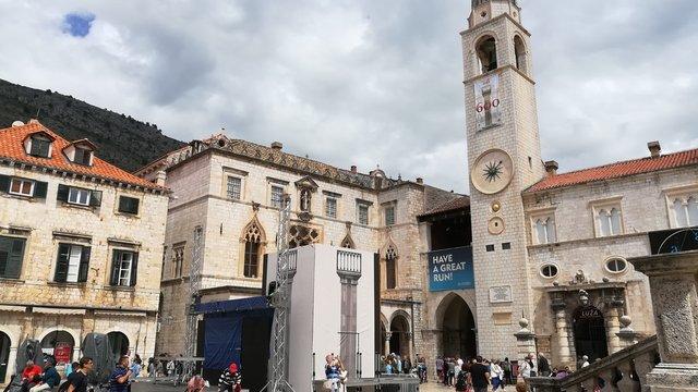 Félmaraton, tenger, Trónok Harca - Dubrovnik tavasszal