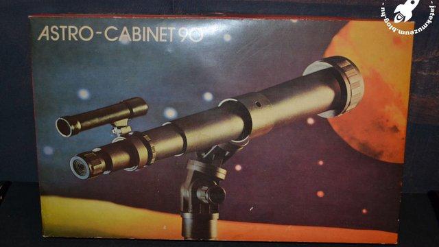 NDK csillagász távcső játék
