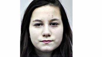 Másodszor is eltűnt egy 14 éves lány Budapesten