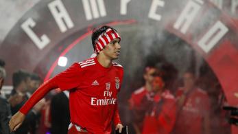 Őrült összeget fizetnének a portugál futballzseniért