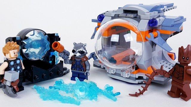 LEGO Tini Groot elbűvölő lett
