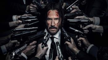 Már csak két évet kell várni az új John Wick filmre