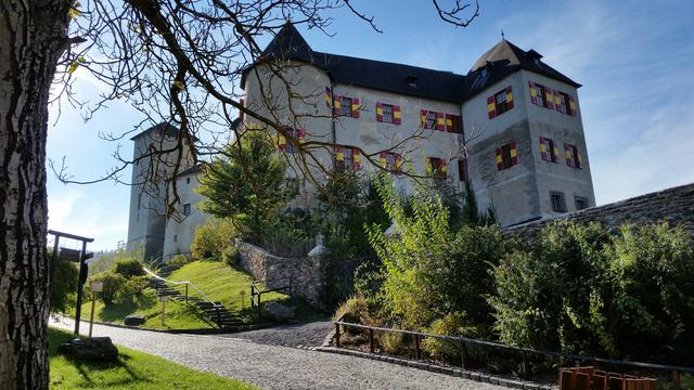 Copyright Burg Lockenhaus