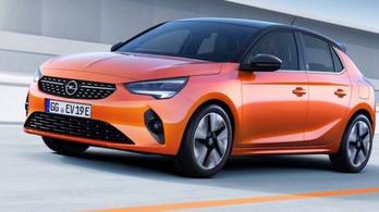 Kiszivárgott az új Opel Corsa