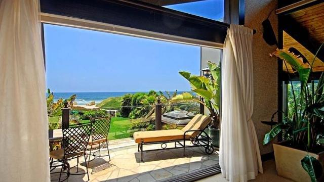 Óceáni luxus panoráma Goldie Hawn házából