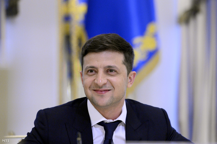 Volodimir Zelenszkij