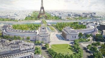 50 hektáros park lesz az Eiffel-torony körül