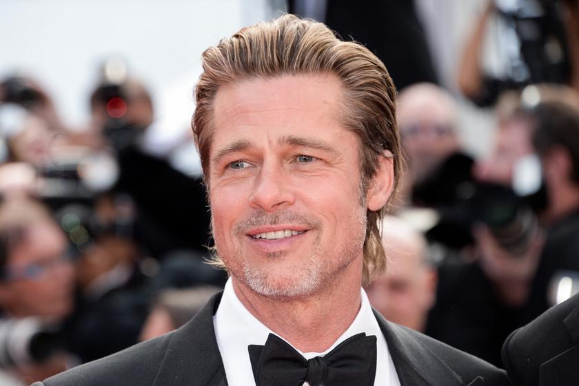 Brad Pitt külsején ámultak Cannes-ban - Dögösebb, mint fiatalon