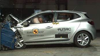 Hét autó biztonságát ítélte kiválónak az EuroNCAP