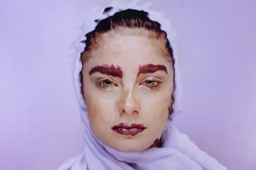 Bámulatos, hogyan alakítja az arcot egy kevés víz - Különleges fotók