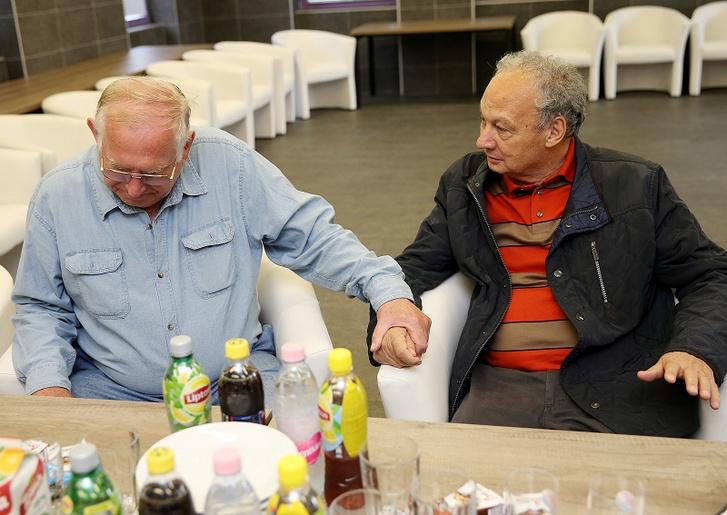 Horváth József és Kozma Mihály