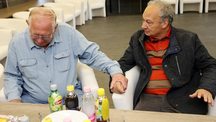 Könnyes találkozás 44 év után: Horváth megszabadult terhétől