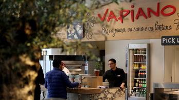 Nagy bajban van a Vapiano