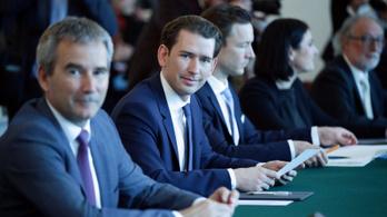 Ausztria: átmeneti minisztereket neveztek ki a kormányba