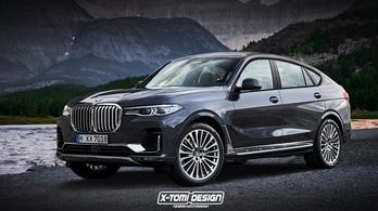 Mégiscsak eljön a BMW X8?