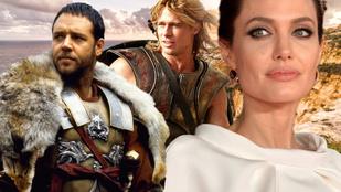 A Gladiátort és a Tróját is ugyanazon a szigeten forgatták