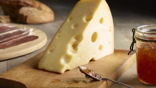 Kiderült, melyik a legegészségesebb sajt