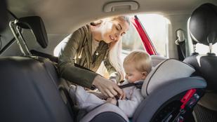 Teszt: mennyibe kerül egy biztonságos gyerekülés?