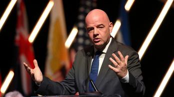 A FIFA végül nem bővíti ki 48 csapatosra a katari vb-t