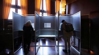 Megkezdődött az EP-választás Nagy-Britanniában és Hollandiában