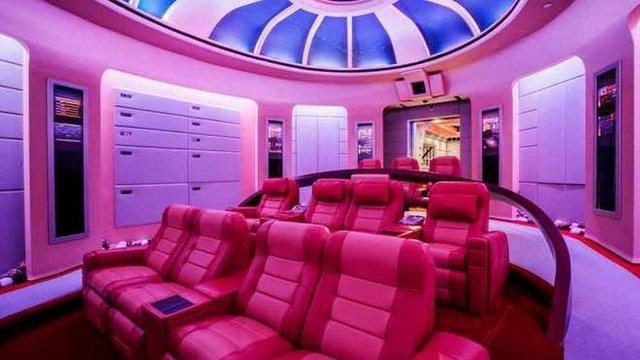 Star Trek-villa 25 millió dollárért