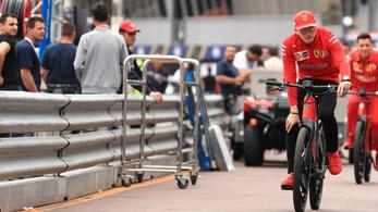 Vettel és Leclerc nyíltan beszél a Ferrari helyzetéről