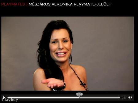 Jelenet a casting-videóból