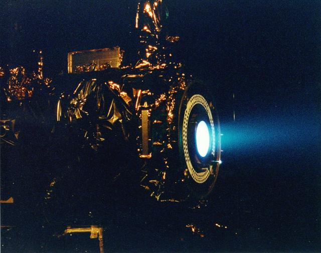 A NASA kutatói is jó ideje kísérleteznek ionhajtóművekkel