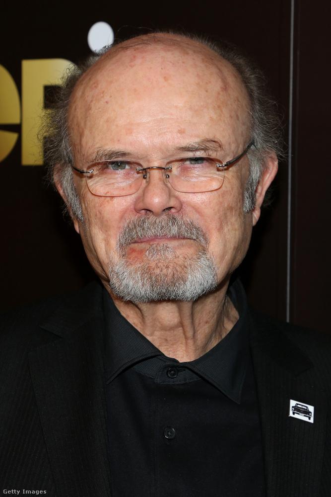 Smith most már 75 éves, és az arca elsősorban a sci-fi-rajongóknak lehet ismerős