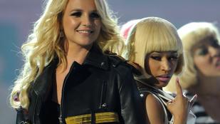 Britney Spears Nicki Minaj-zsal készül a nyárra